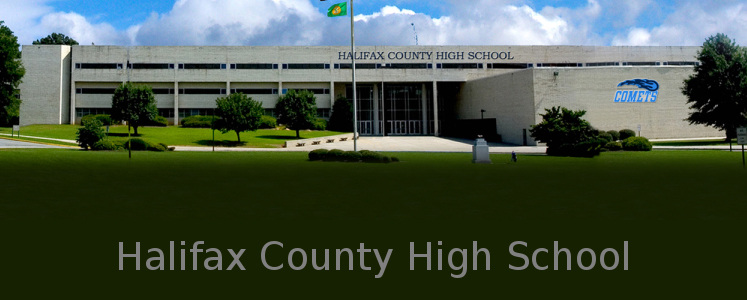 Slide 1 - Halifax County High School